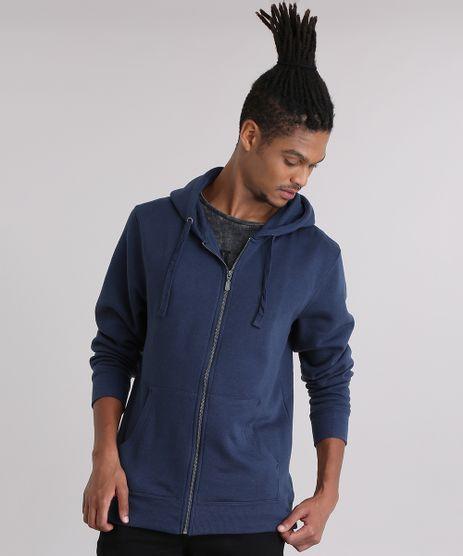 Blusao-longo-em-Moletom-com-Capuz-Azul-Escuro--Azul-Escuro-8463512-Azul_Escuro_1