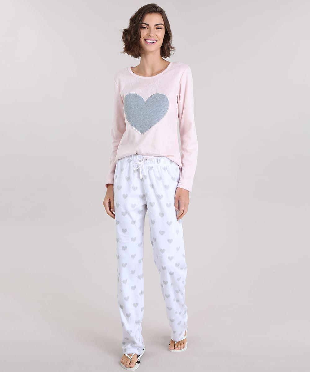a8544f74c ... Pijama--Coracao--Rosa-Claro-8875816-Rosa_Claro_1