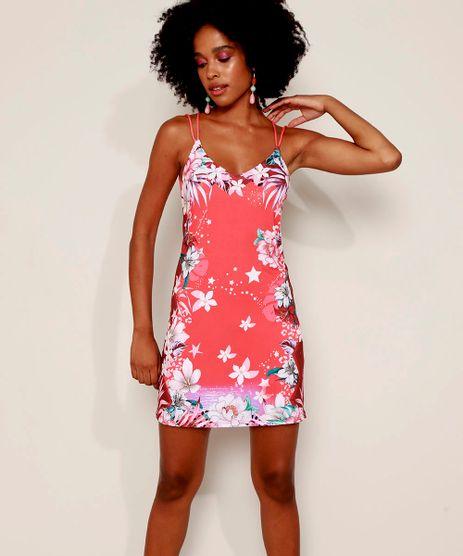 Vestido-Feminino-Curto-Estampado-Floral-com-Estrelas-Alca-Cruzada-Vermelho-9976056-Vermelho_1