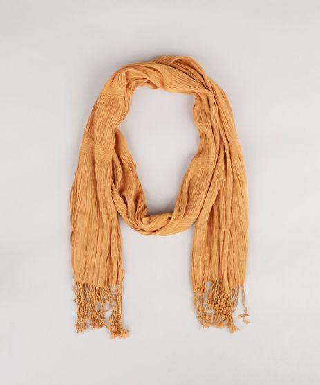 Lenco-com-Efeito-Amassado-Amarelo-Escuro-8755217-Amarelo_Escuro_1