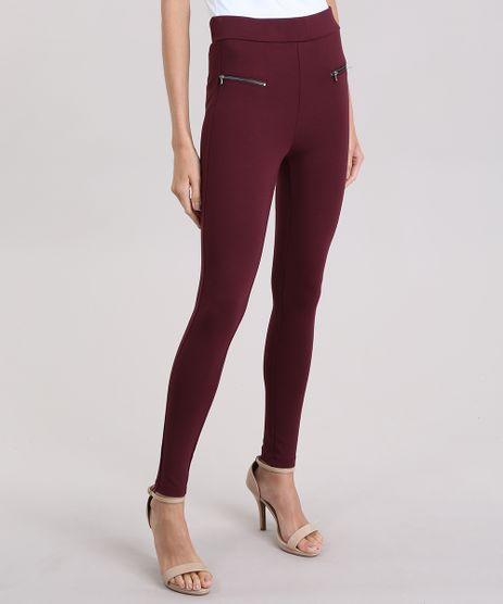 Calca-Legging-com-Ziper-Vinho-8640198-Vinho_1