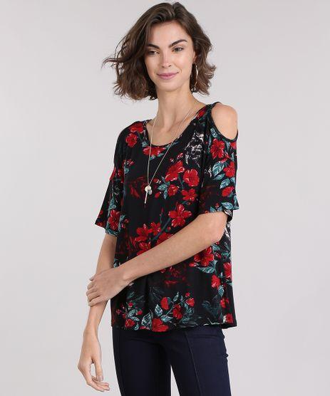 Blusa-Open-Shoulder-Estampada-Floral-Preta-9011764-Preto_1
