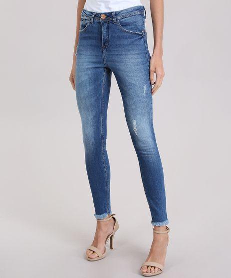 Calca-Jeans-Super-Skinny-Destroyed-Azul-Medio-9011560-Azul_Medio_1