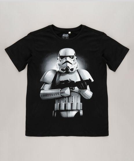 Camiseta-Stormtrooper-em-Algodao---Sustentavel-Preta-9040742-Preto_1