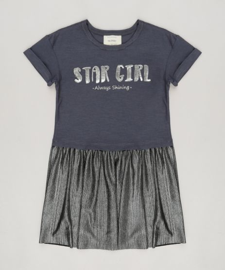 Vestido--Star-Girl--com-tule-Chumbo-9041152-Chumbo_1
