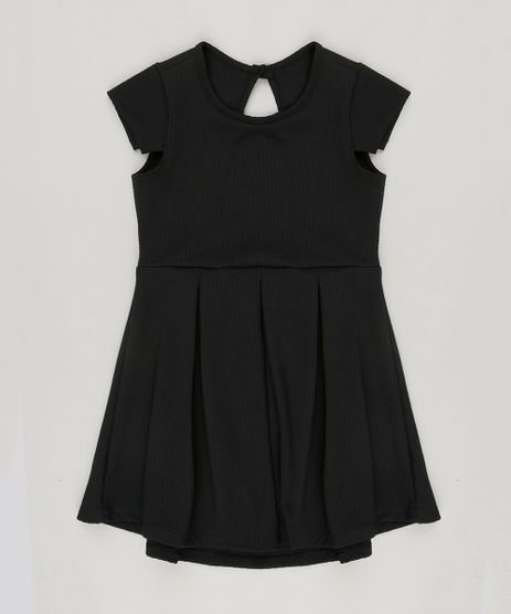 Vestido-em-piquet-Preto-9041147-Preto_1