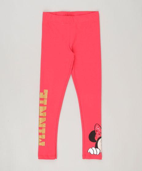 Calca-Legging-Minnie-em-algodao---sustentavel-Vermelha-9044107-Vermelho_1