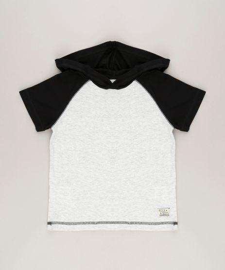Camiseta-Raglan-com-Capuz-Cinza-Mescla-Claro-9047725-Cinza_Mescla_Claro_1