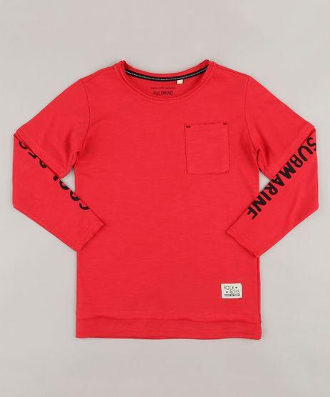 Camiseta-com-Bolso-Vermelha-9037988-Vermelho_1