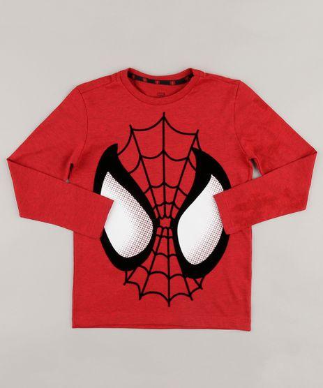 Camiseta-Homem-Aranha-Estampada-Vermelha-9035514-Vermelho_1
