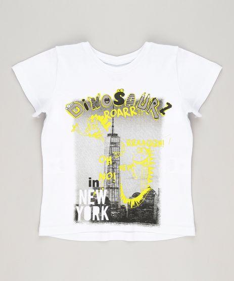 Camiseta-com-Estampa--Dinosaurz--branca-9097200-Branco_1