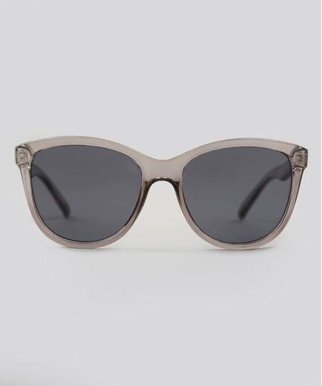 752283e2a0a5b Oculos-de-Sol-Gatinho-Feminino-Oneself-Transparente-9124705-