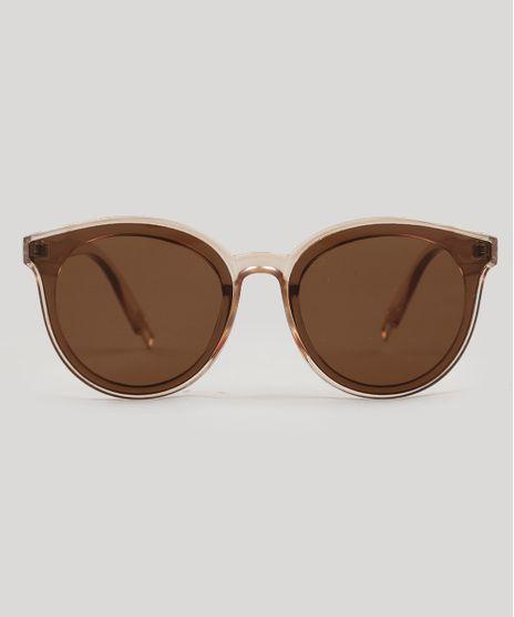 Oculos-de-Sol-Redondo-Feminino-Oneself-Transparente-9124723-Transparente_1