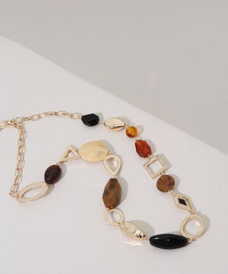 Colar-Feminino-Alongado-com-Pedras-Dourado-9963595-Dourado_1
