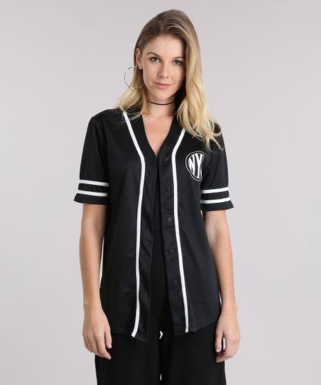 Camisa--Baseball--Preta-9046946-Preto_1