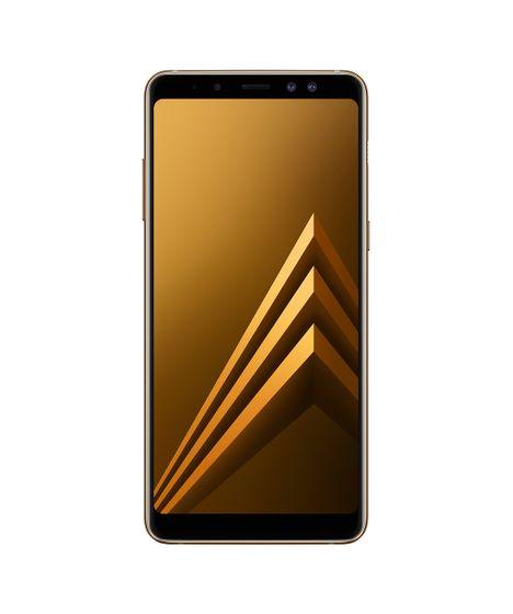 d339463a2 Smartphone Samsung A730F Galaxy A8 Plus 64GB Open Dourado ...