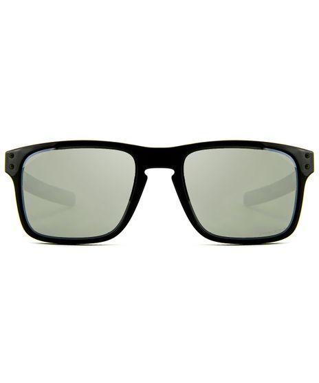 4bf731de5f foto-1. Moda Masculina. Adicionar Óculos de Sol Oakley Holbrook Mix OO9384  - Polished Black - Prizm Black Polarized ...