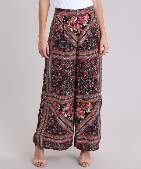 Calca-Pantalona-Estampada-Floral-Preta-8850493-Preto_1
