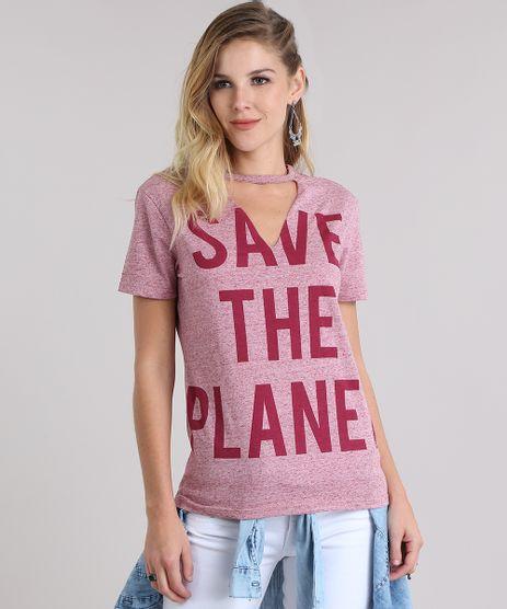 Blusa-Choker--Save-the-Planet--Vinho-8971717-Vinho_1