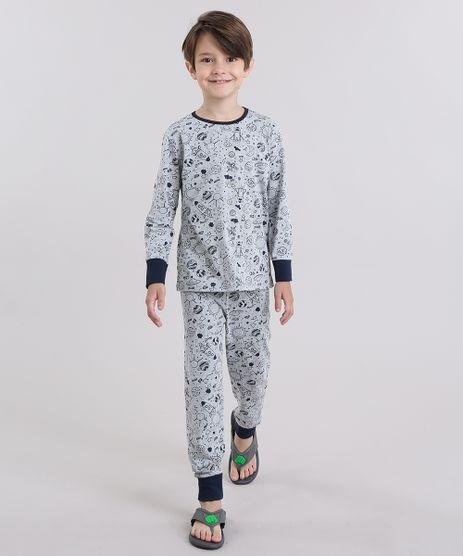 Pijama-Estampado--Espaco--Cinza-Mescla-9045369-Cinza_Mescla_1
