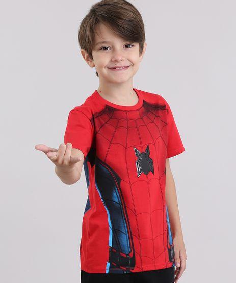 Camiseta-Estampada-Homem-Aranha-Vermelha-9041801-Vermelho_1