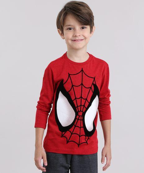 Camiseta-Homem-Aranha-Vermelha-9035514-Vermelho_1