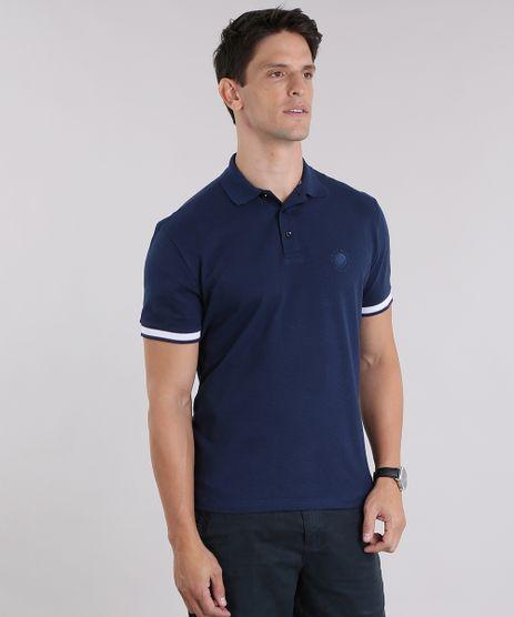 Polo-Texturizada-com-Bordado-Azul-Marinho-8960719-Azul_Marinho_1