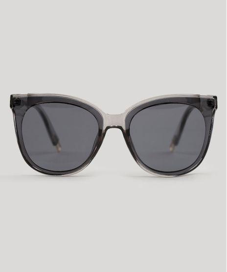 Oculos-de-Sol-Quadrado-Feminino-Oneself-Transparente-9124744- 28a80b1438