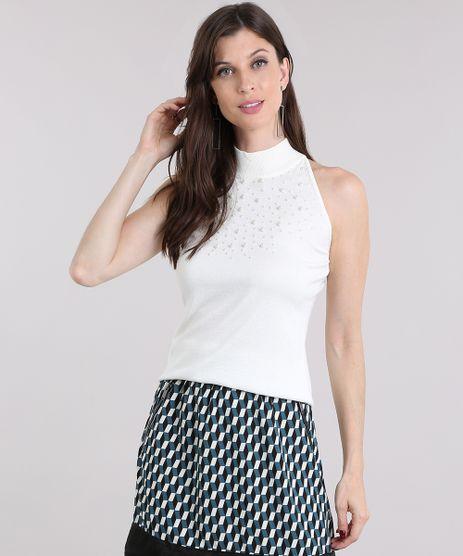 Regata-Feminina-em-Trico-com-Bordado-Gola-Redonda-Off-White-8873641-Off_White_1