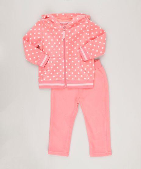 Conjunto-de-Blusao-Estampado-de-Poa---Calca-em-Fleece-Rosa-8838803-Rosa_1
