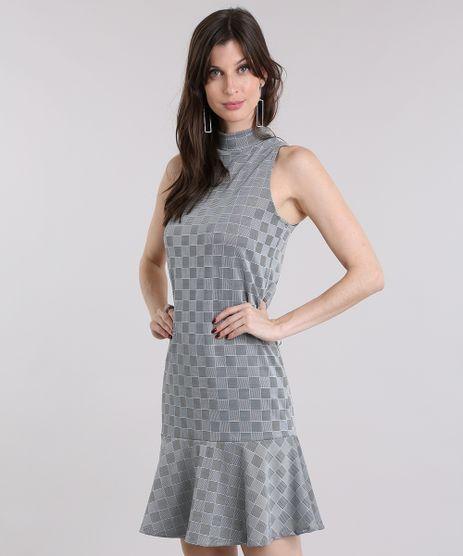 Vestido-Feminino-Estampado-Geometrico-com-Gola-Alta-e-Babado-Off-White-9064586-Off_White_1