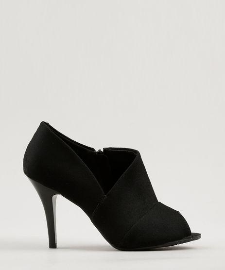 Ankle-Boot-Feminino-Salto-Medio-Vizzano-em-Camurca-Preto-9056832-Preto_1