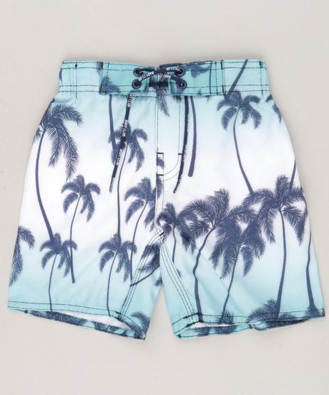 Bermuda-Infantil--Estampada-de-Coqueiros-Azul-Claro-8845139-Azul_Claro_1