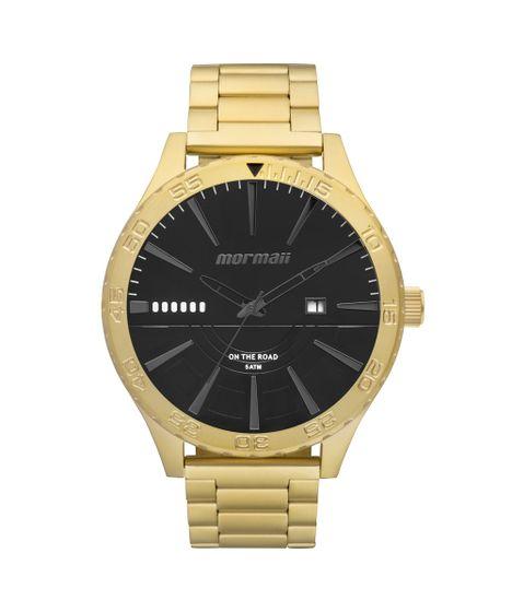 154aa7ee0f1 Relógio Mormaii Masculino Flip - MO2115AY 4P - cea