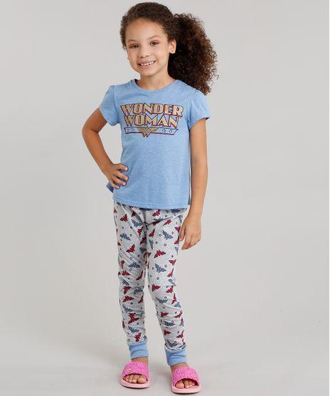 e4235e19c Pijama-Mulher-Maravilha-Azul-Claro-9045385-Azul Claro 1