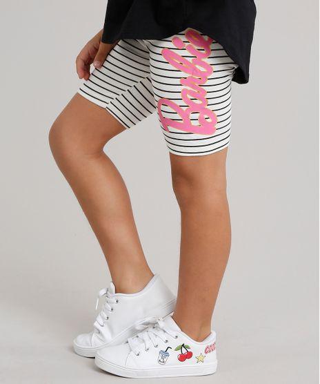 Bermuda-Barbie-Listrada-em-Algodao---Sustentavel-Off-white-9043975-Off_White_1