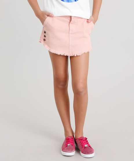 Short-Saia-Infantil-Destroyed-com-Ilhos-Rose-9036148-Rose_1