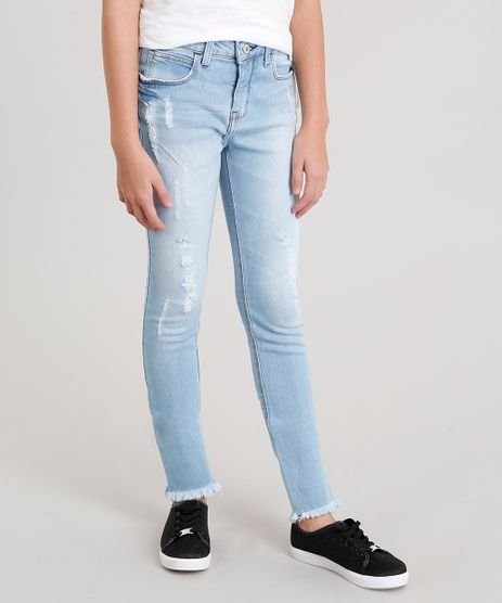 Calca-Jeans-Infantil-Destroyed-Azul-Claro-9046214-Azul_Claro_1