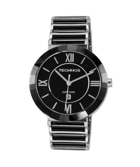 85e951615bee9 Relógio Technos Ceramic Saphire Feminino Analógico - 2015BX 1P ...