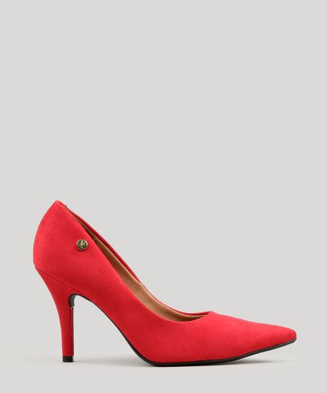 Scarpin-Feminino-Vizzano-Salto-Medio-em-Camurca-Vermelho-9049030-Vermelho_1