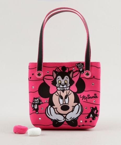 Bolsa-Minnie-Estampada---Elasticos-de-Cabelo-Pink-9060654-Pink_1