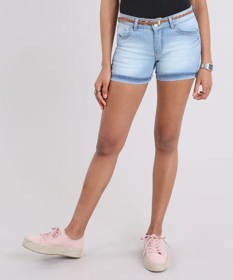 Short-Jeans-Reto-com-Cinto-Azul-Claro-9006519-Azul_Claro_1