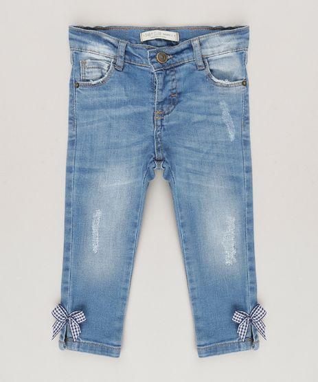 Calca-Jeans-Infantil-com-Laco-Azul-Medio-9036950-Azul_Medio_1