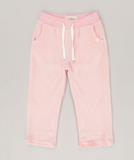 Calca-Infantil-em-Plush-Rosa-8837300-Rosa_1