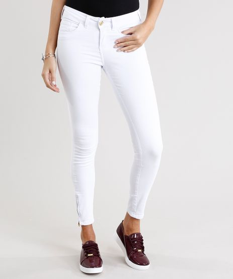 Calca-Feminina-Super-Skinny-Ziper-na-Barra-Branca-8226813-Branco_1