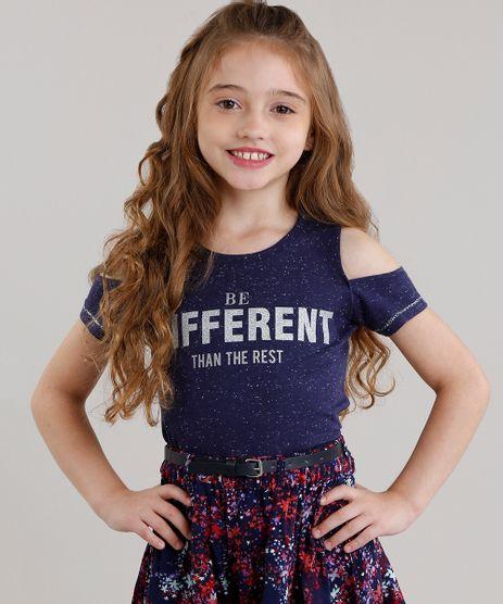 Blusa-Infantil-Open-Shoulder-Botone--Be-Diferent--Manga-Curta-Decote-Redondo-Azul-Marinho-9108910-Azul_Marinho_1