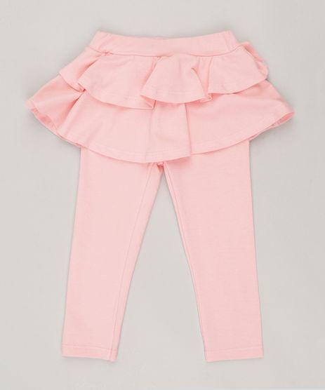 Calca-Legging-Infantil-com-Babado-em-Algodao---Sustentavel-Rosa-9048398-Rosa_1