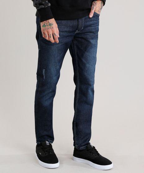 Calca-Jeans-Masculina-Skinny-Azul-Escuro-8570385-Azul_Escuro_1