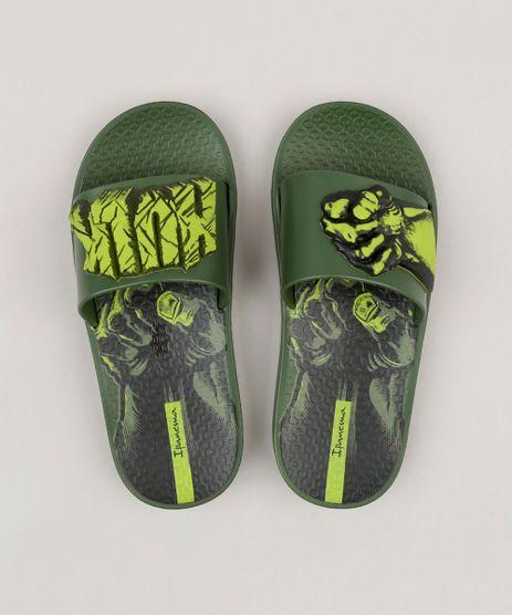 Chinelo-Slide-Infantil-Ipanema-Hulk-Verde-9100728-Verde_1