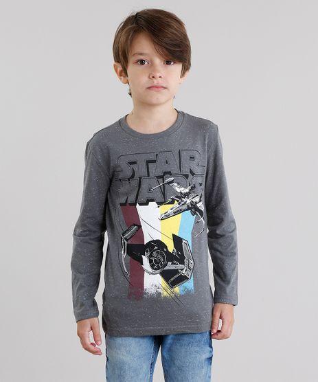 Camiseta-Infantil-Star-Wars-Botone-Manga-Longa-Gola-Redonda-Cinza-Mescla-Escuro-9030044-Cinza_Mescla_Escuro_1